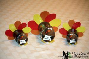 Thanksgiving Jar Decoration Printable