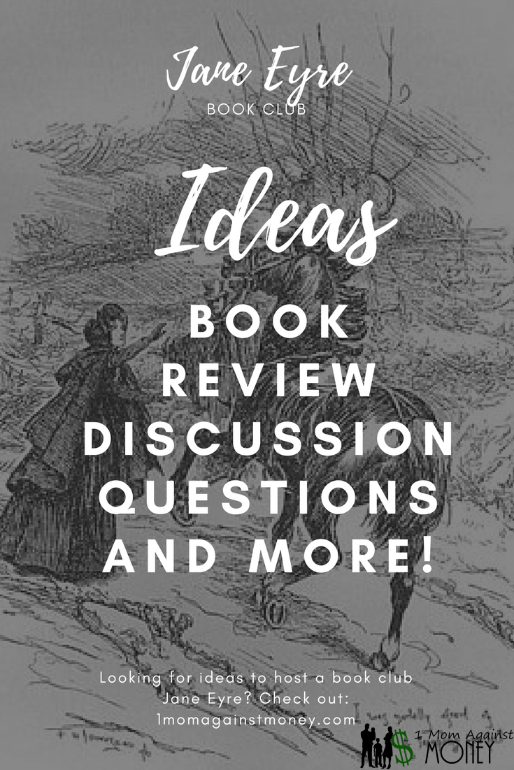 Jane Eyre Review and Book Club Ideas