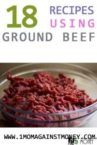 Batch Cooking: Ground Beef