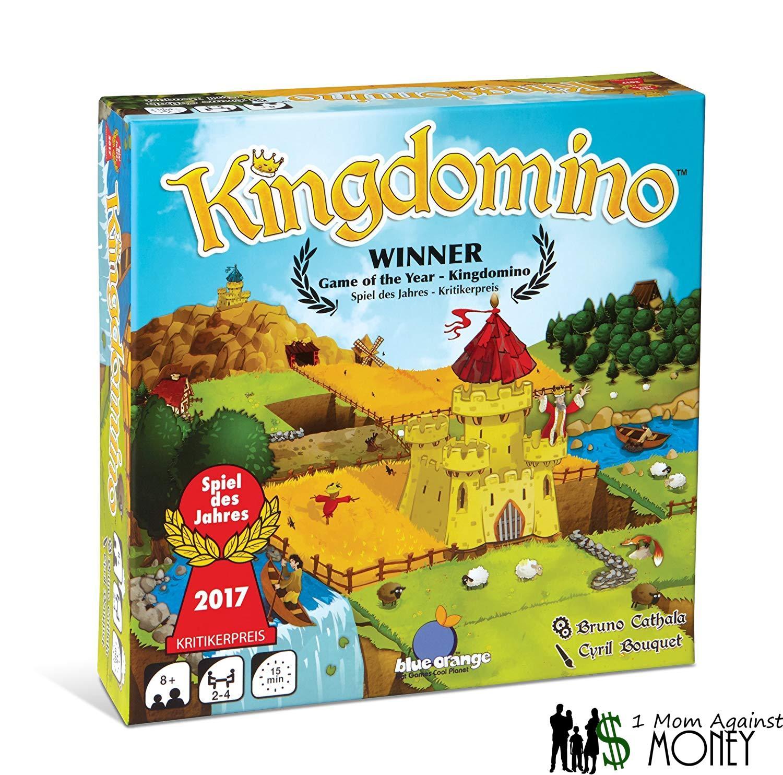 Kingdomino: Family Board Game Recommendation