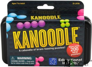 Critical Reasoning Building Game: Kanoodle
