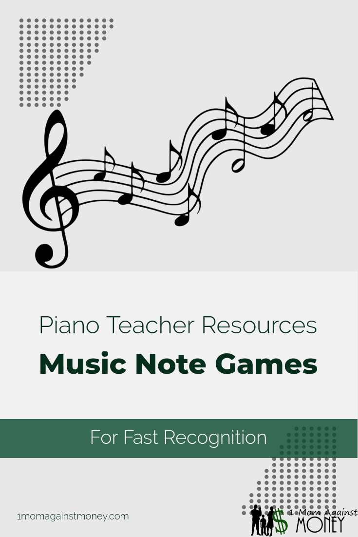 Music Note Recognition Games Focusing on Speed