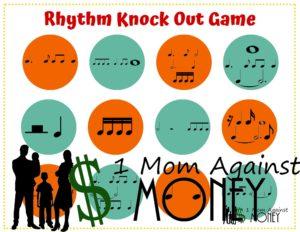 Rhythm Knock Out Game